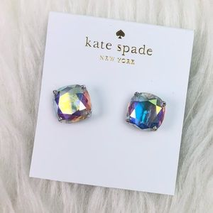 Kate Spade Square Stud Earrings